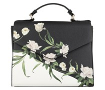 Satchel Bag Bailes Elderflower Shoulder Black