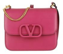 Umhängetasche V Sling Shoulder Bag Cyclamin Pink