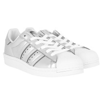 Superstar W Silver Sneakers Metallic/White Sneakerss