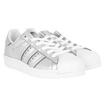 Superstar W Silver Sneakers Metallic/White Sneakerss