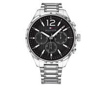 Uhr Multifunctional Watch Silver