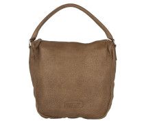 Tasche - Sanjo Hobo Bag Tosa Inu Brown
