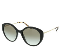 Sonnenbrille 0PR 18XS 1AB0A7 Woman Sunglasses Catwalk Black