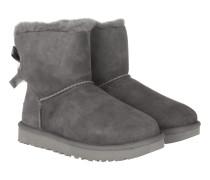 W Mini Bailey Bow II Grey Schuhe grau