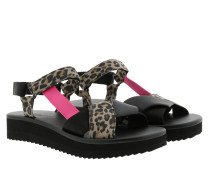 Sandalen Dotty Tap Sandals Taupe Multi