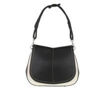 Crossbody Bags Strap and Resin Flap Bag Leather