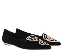 Loafers & Ballerinas Butterfly Flat