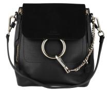 Faye Backpack Small Black Rucksack