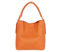 Hobo Bag Grace Medium Orange Ballerina
