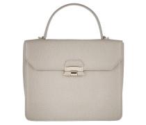 Chiara S Top Handle Bag Sabbia b