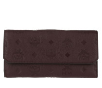 Klara Mini Fold Large Wallet Rustic Brown