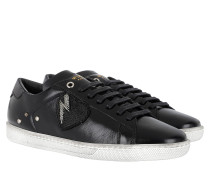 Court Classic Sneakers Black