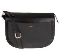 Tasche - Duke Medium Ziptop Shoulder Black