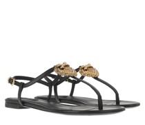 Sandalen Thong Sandals Black