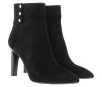 Boots & Booties - Eleni II Ankle Boot Suede Black