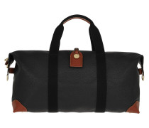 Reisetasche Clipper Holdall Medium Black/Cognac