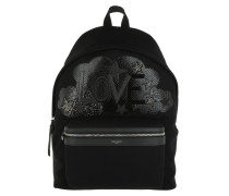 City Love Backpack Black Rucksack