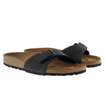 Madrid BS Narrow Fit Sandal Black Sandalen