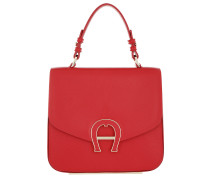 Pina Tote Cranberry Red