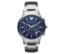 Uhr Renato Dress Watch Silver