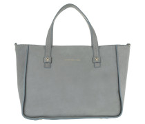 City Tote Nubuck Sharkskin