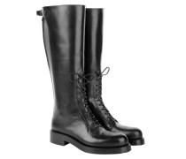Boots & Booties - Calzature Donna Boot Vitello S Nero