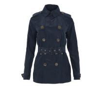 Trench Coat True Navy Mantel blau