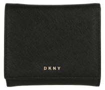 Bryant Park Trifold Carryall Wallet Black