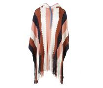 Accessoire Poncho Multicolor