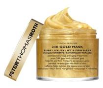 Gesichtspflege 24K Gold Mask