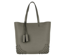 Satchel Wave New Tote Soft Gommini Elephant Grey