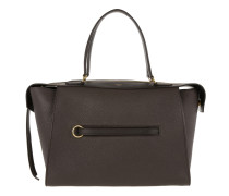 Tasche - Ring Tote Bag Small Dark Taupe