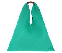 Shopper Handbag Turquoise