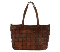 Patchwork Shopping Bag Grande Tote