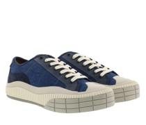 Sneakers Clint Sneaker Denim Leather