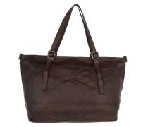 Grande Vachetto Shopping Bag Moro Umhängetasche