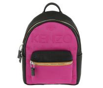 Kanvas Kombo Backpack Deep Fuschia Rucksack
