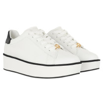 Sneakers Parlor Optic White Black