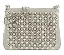 Triloubi Small Umhängetasche Bag Etain Silver silber