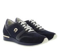 Emily 8A Denim Sneakers Sneakerss blau