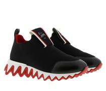 Sneakers Tiketa Leather/Neoprene Black