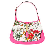 Hobo Bag Jackie Medium Flora/Fuchsia