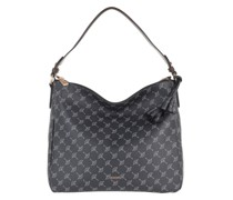 Hobo Bag Cortina Athina Dark Grey