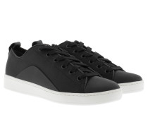 Sneakers - Brayden Moulded Sneakers Classic Court Black