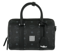 Signature Visetos Original Boston Black Bowling Bags