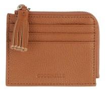Portemonnaie Tassel Wallet Leather