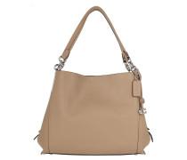 Hobo Bag Polished Pebble Lthr Dalton 31 Shoulder Lh/Taupe