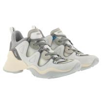 Sneakers Suede Latte