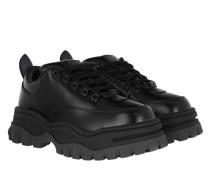 Sneakers Angel Leather Black