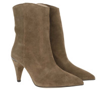 Boots Ace Boheme Ankle Boot Taupe Suede